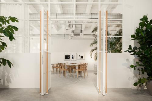 Fosbury & Sons ouvre Alfons : une oasis de verdure dans un environnement de bureau classique