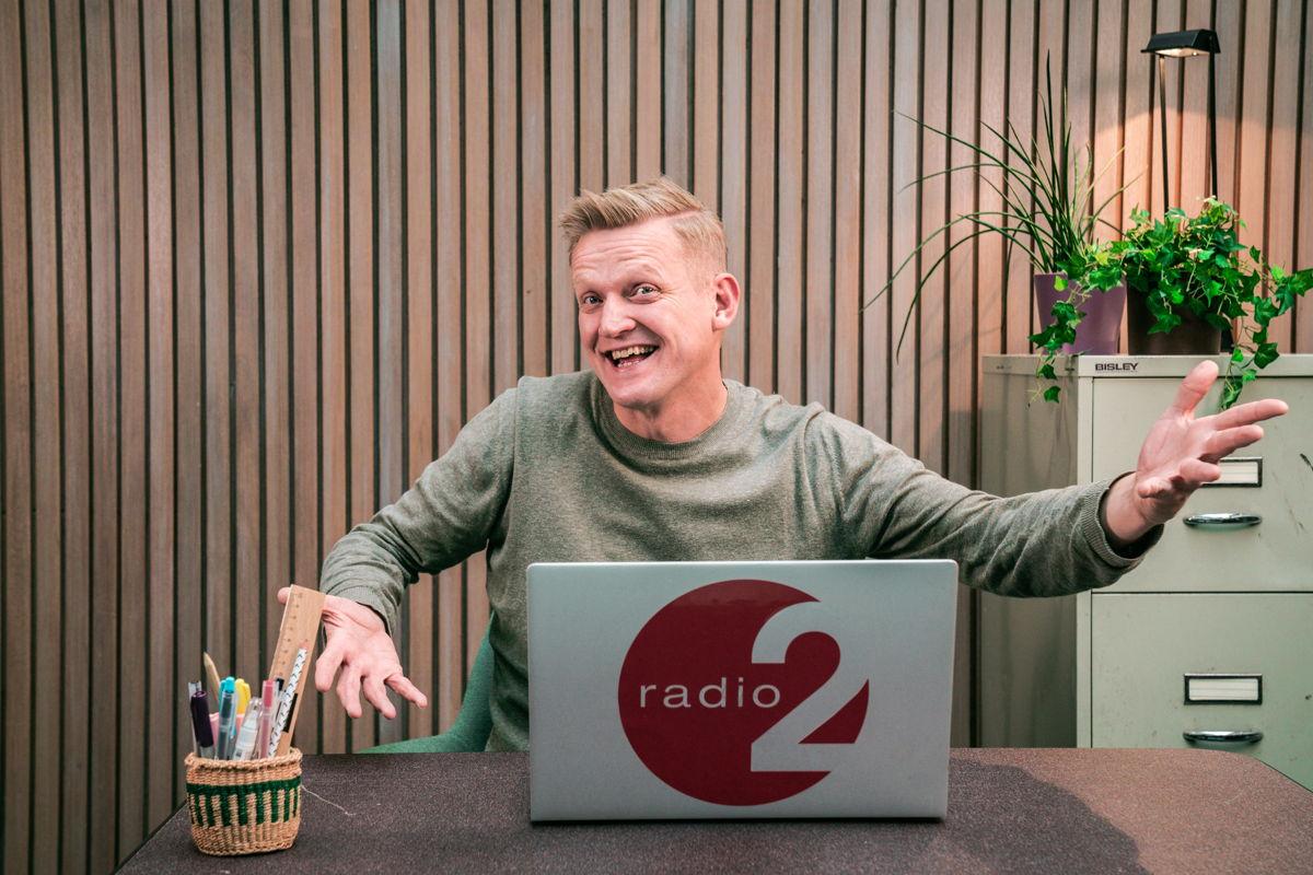 Sven Pichal © Radio 2