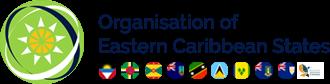 L'Organisation des États des Caraïbes orientales espace presse Logo