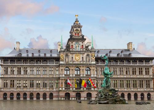 In het Antwerpen van de Gouden Eeuw waren ridders aan de macht