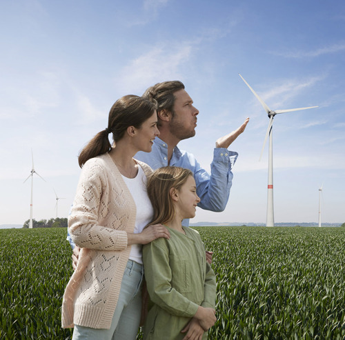 Les citoyens et entreprises désireux d'investir dans l'énergie renouvelable peuvent le faire grâce à Lumiwind
