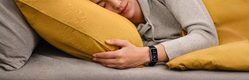 Go Bigger For Better : Huawei lance le Huawei Band 6