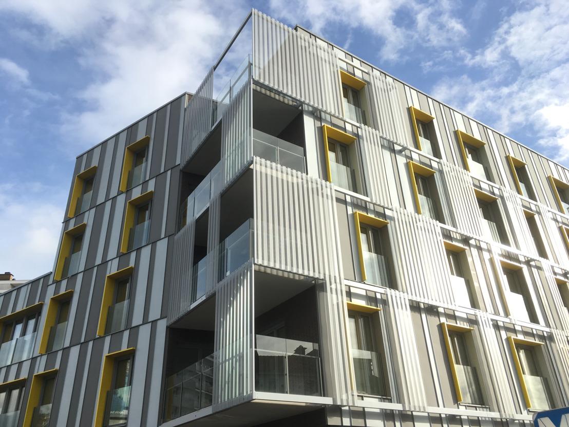 INVITATION PRESSE - Inauguration du projet Piers-Schmitz à Molenbeek-Saint-Jean