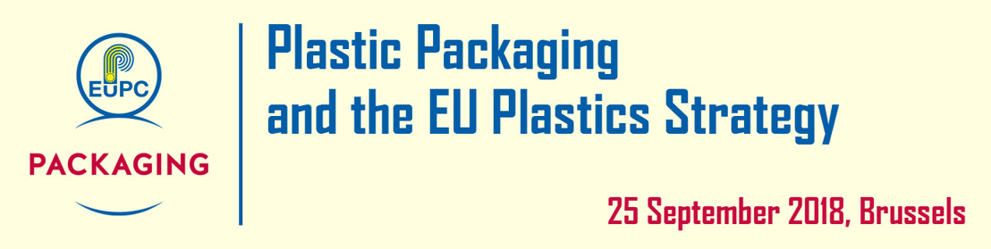 Speakers Confirmed - Plastic Packaging and the EU Plastics Strategy - 25.09.2018
