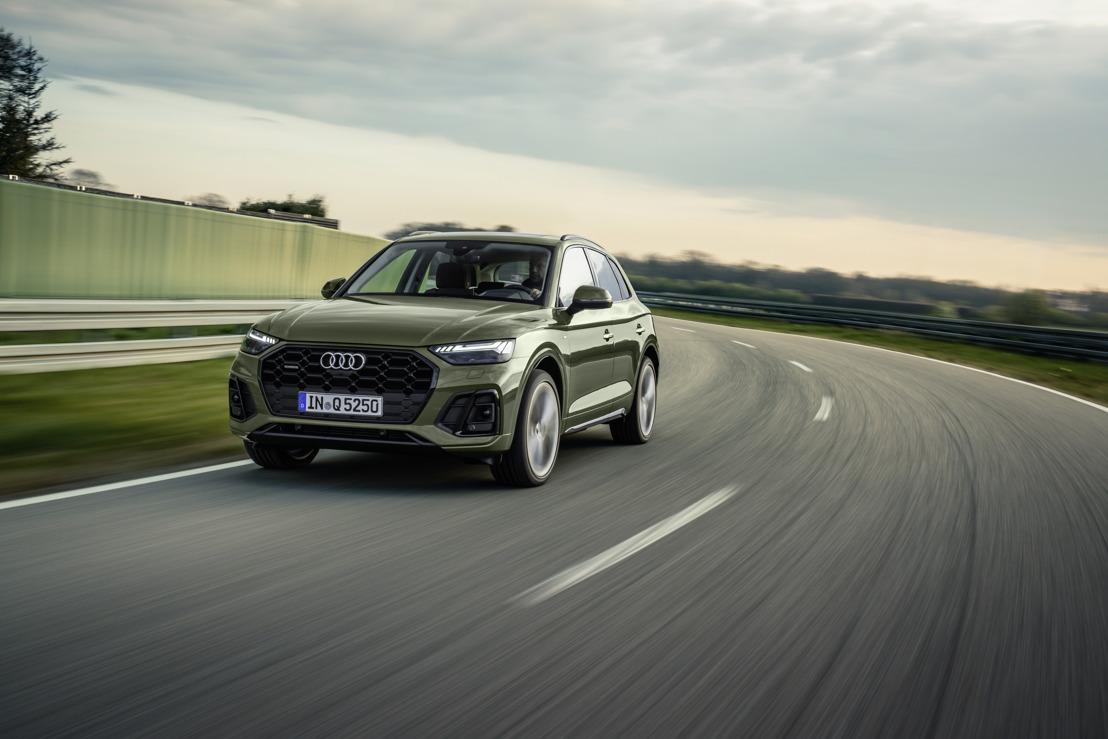 Un best-seller encore amélioré : Audi dévoile le nouveau look du Q5