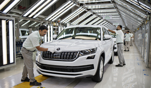 The Volkswagen Group intends to merge all passenger car entities in India