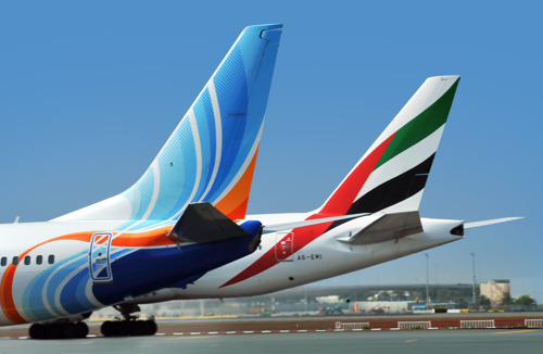 Emirates and flydubai Further Expand Partnership, Announce New Codeshare Destinations