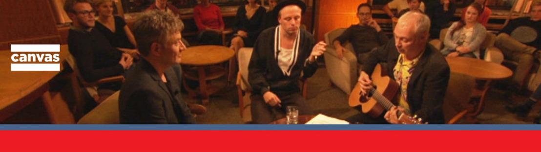 Video Canvas | Patrick Riguelle en Johannes Verschaeve zingen Bowie