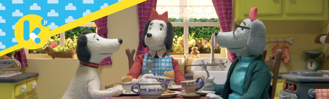 VIDEO | Rintje, gloednieuwe animatiereeks vanaf vandaag op Ketnet Jr.