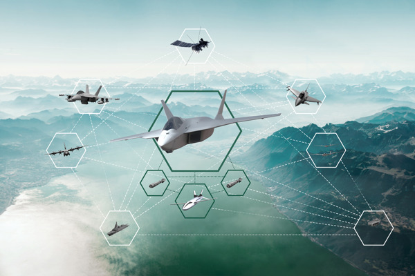 Preview: Green light for FCMS, Indra and Thales to start designing the connected and distributed sensors that will contribute to NGWS/FCAS superiority