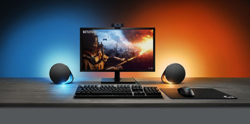 Logitech G560 LightSync, los primeros altavoces para PC gaming que cambian de color según tu juego