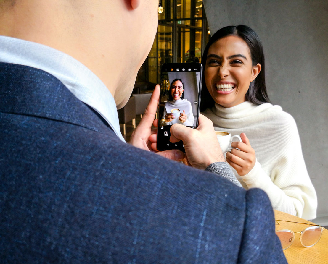 Le Belge choisit largement d'utiliser son smartphone comme appareil photo