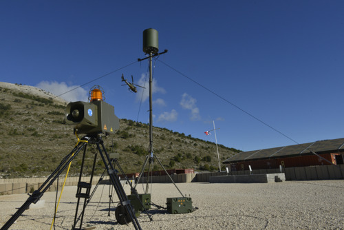 Thales to deliver the Ground Alerter 10 – an early warning system to the German Federal Armed Forces for camp and convoy protection