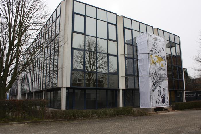 Communiqué de presse | Un centre d'accueil provisoire à Zaventem