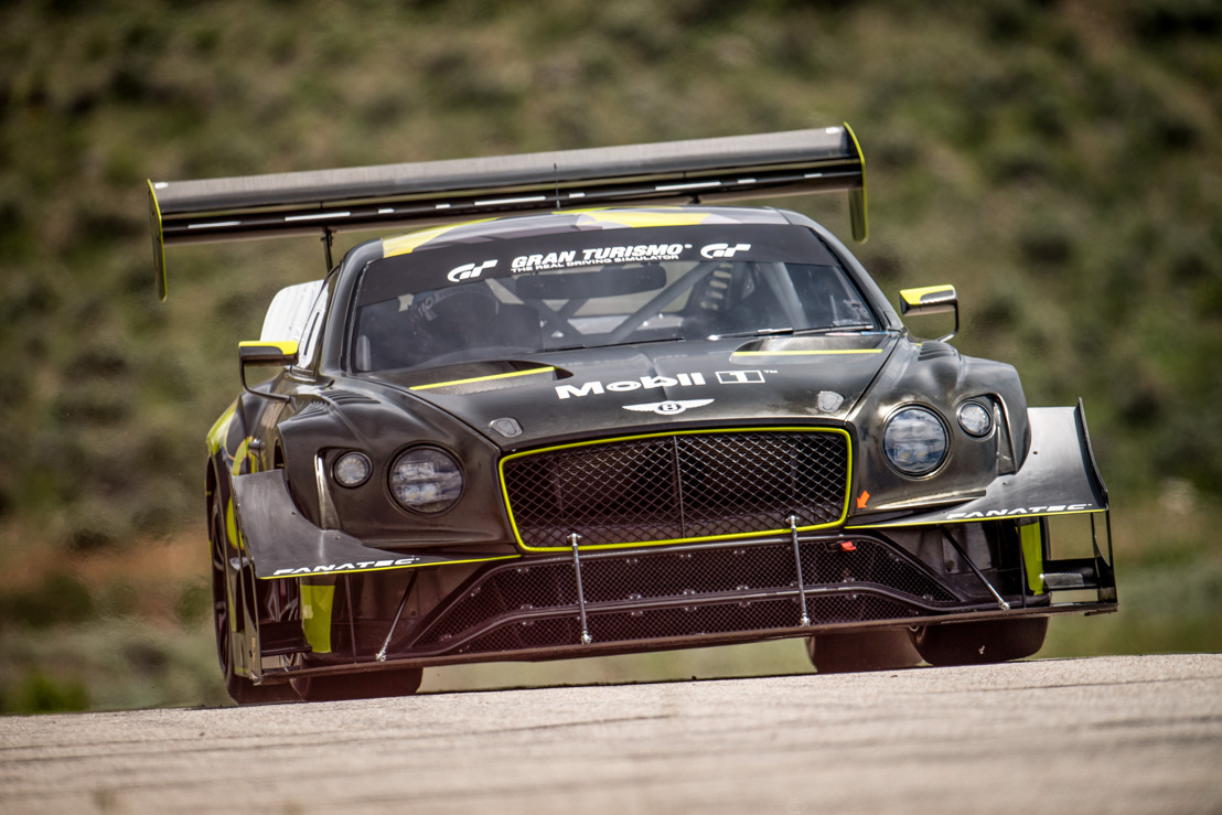 CONTINENTAL GT3 PIKES PEAK – TECHNICAL DETAILS REVEALED