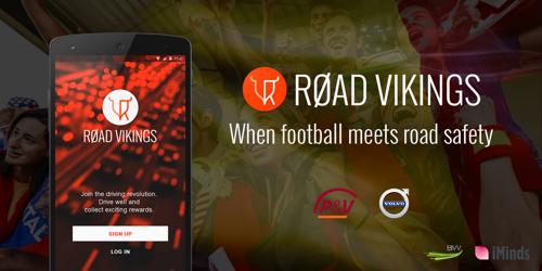 Road Vikings: voetbal en verkeersveiligheid, hand in hand