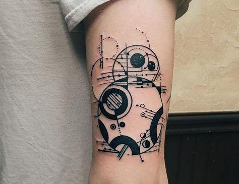 Pinterest Trends: 10 tendencias de tatuajes inspiradas en Star Wars para que la fuerza te acompañe