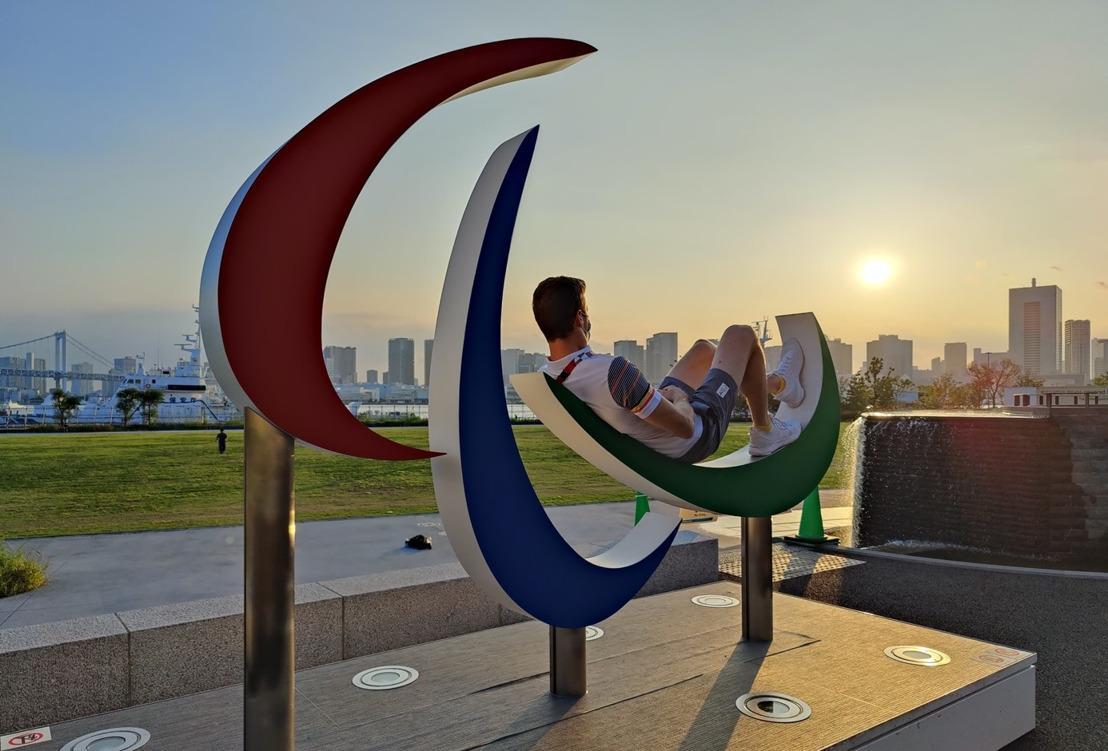 Broers Vanhove schitteren op de Paralympics