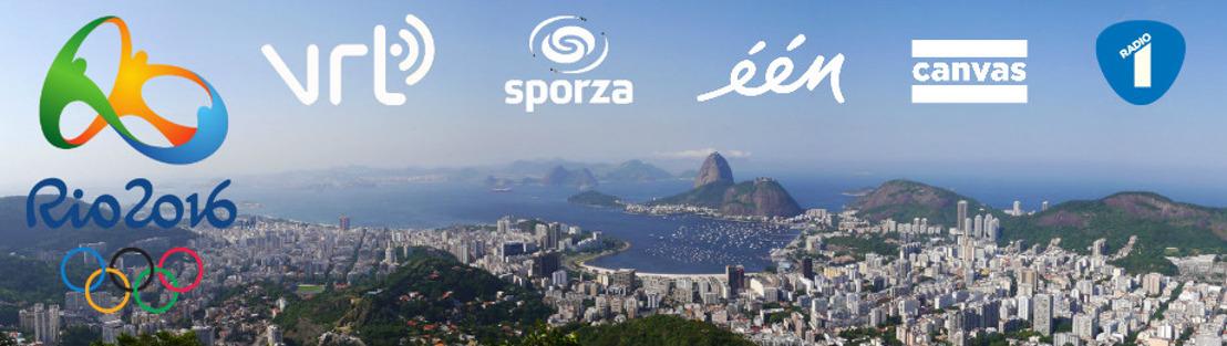 De VRT is klaar voor Rio