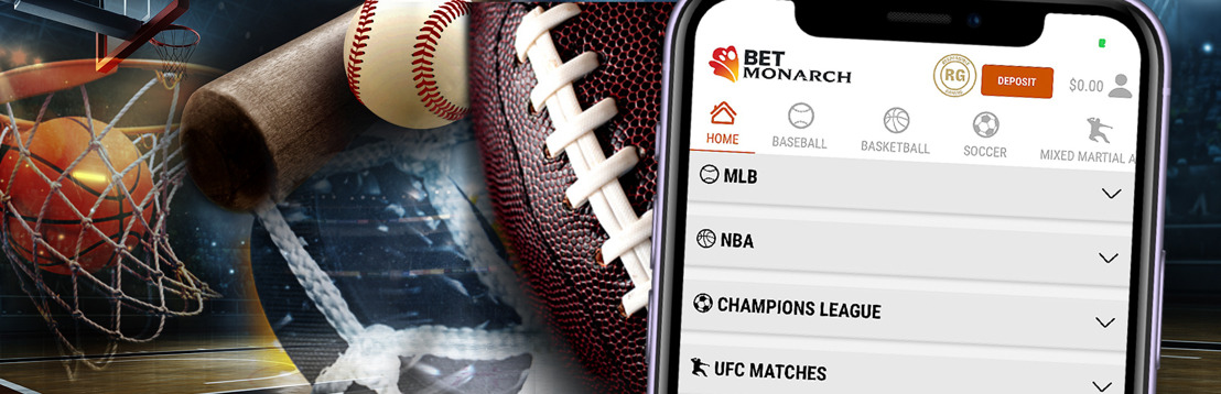 Take your red hot sports betting to the ice this hockey season with BetMonarch!