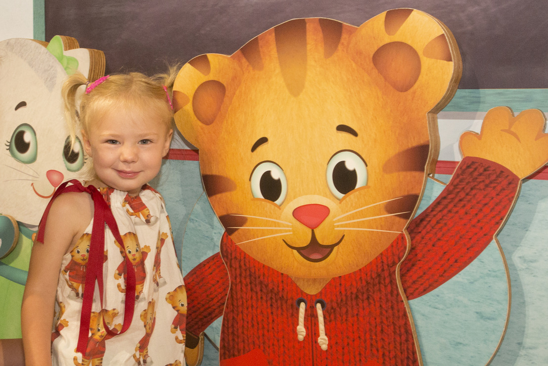 """Daniel Tiger's Neighborhood: A Grr-ific Exhibit"" opens at Children's Museum of Atlanta, September 22"