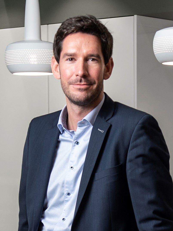 Frédéric Taminiaux, CEO èggo