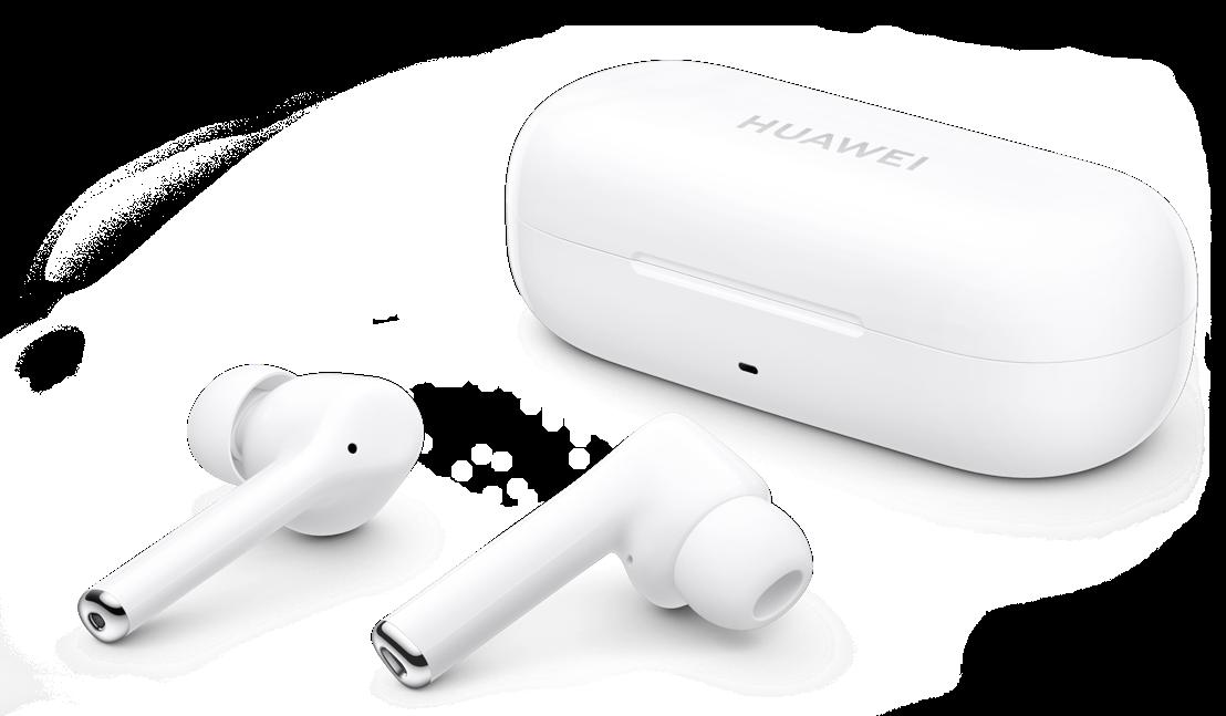 Geniet van een premium luisterervaring met de Huawei FreeBuds 3i