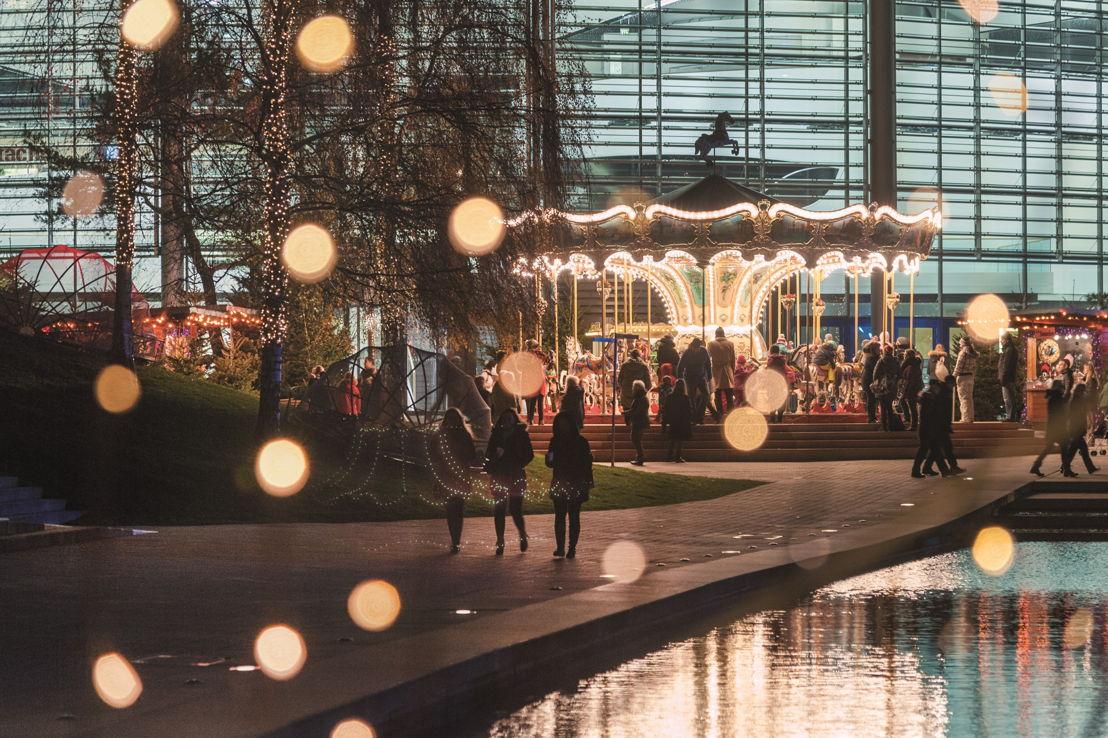 Winter in der Autostadt c) Autostadt GmbH