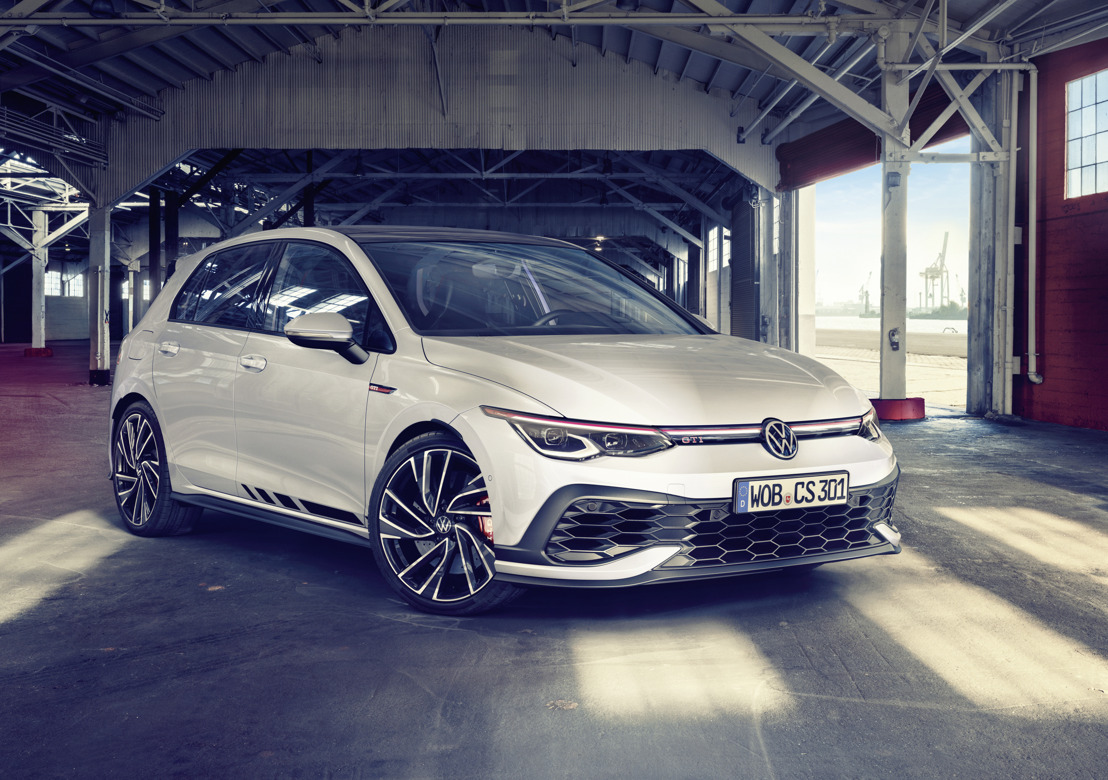 The new Golf GTI Clubsport