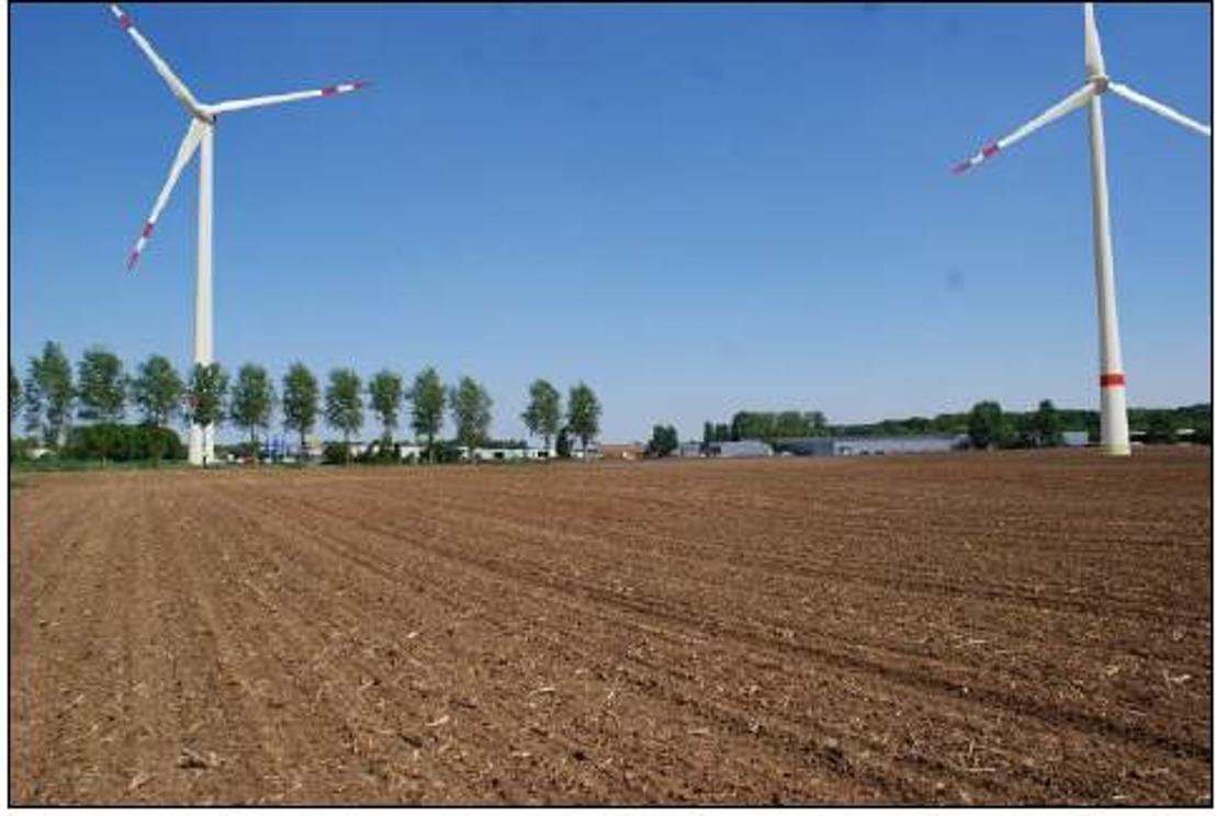 Groen licht voor twee windturbines in Aarschot