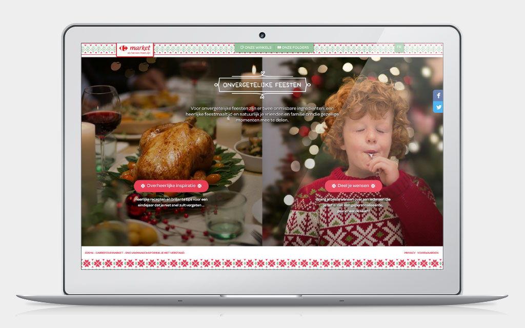 Bekijk de homepage van www.onvergetelijkefeesten.be.