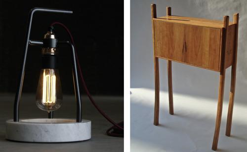 Twee Gentse designers openen een nieuwe ruimte waar ze hun objecten presenteren