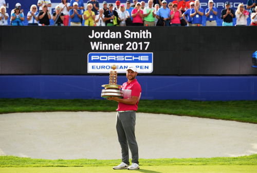 Ras Al Khaimah Golf Challenge Champion Jordan Smith Claims Maiden PGA European Tour Win in Germany