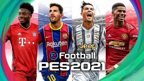 eFootball PES 2021 Mobile erreicht 350 Millionen Downloads