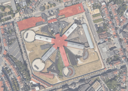 Brussels region works on the future of St-Gilles prison site