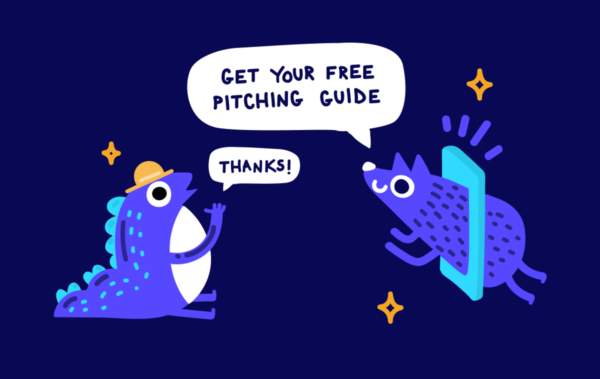 Help: How to pitch well, from first contact to follow-up