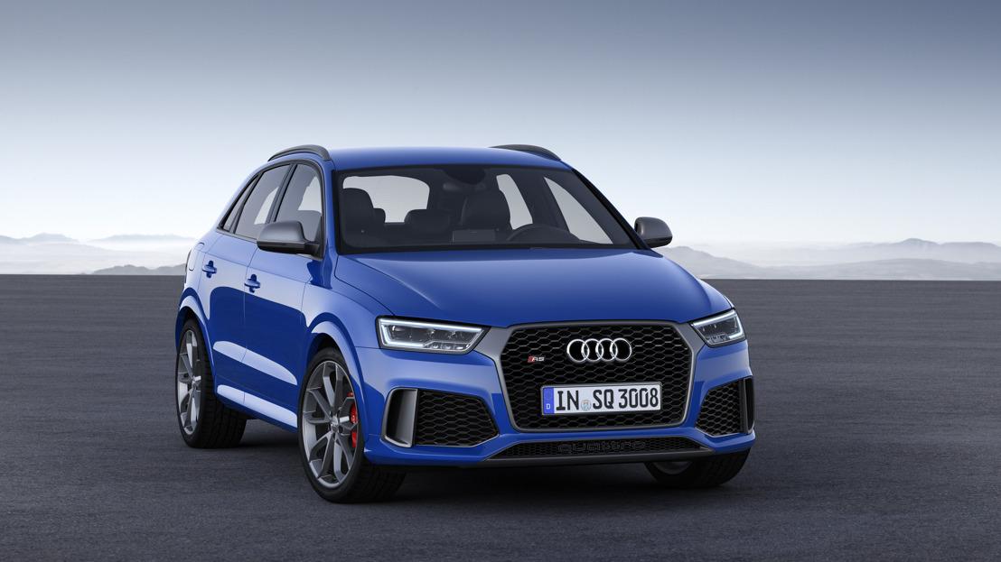 « International Engine of the Year » : le moteur 2.5 TFSI d'Audi est une nouvelle fois plébiscité dans sa catégorie