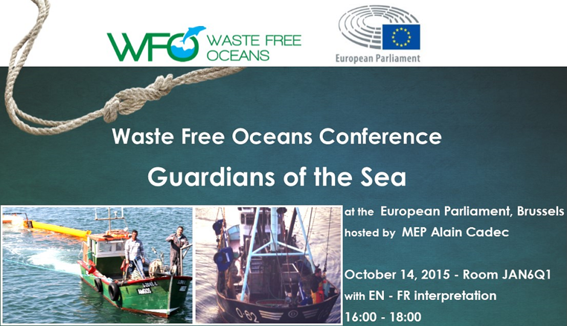 New speakers at Waste Free Oceans Conference: Guardians of the Sea