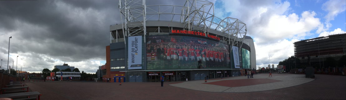 Old Trafford, Manchester (Flickr Creative Commons - Christopher Czermak)