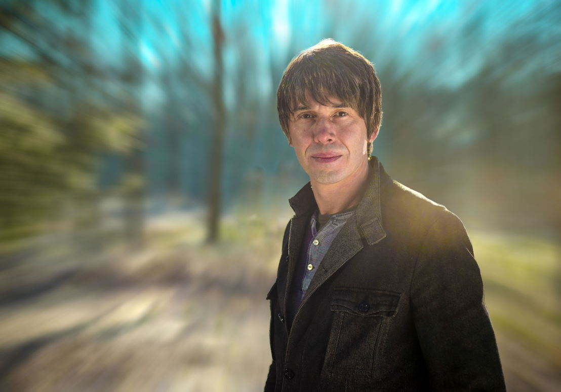 Download image of Professor Brian Cox