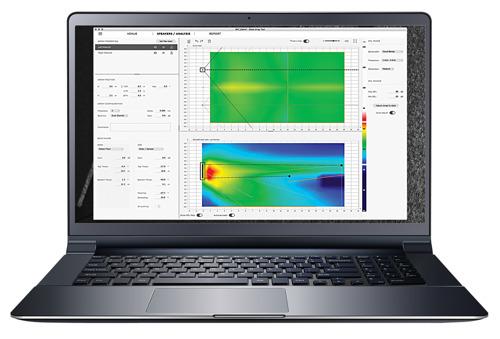 El nuevo software Bose Array Tool facilita el diseño acústico de sistemas de sonido