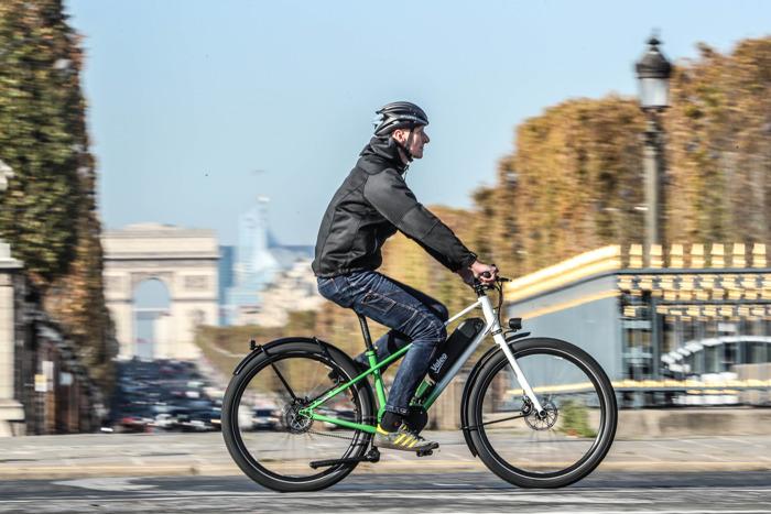 Valeo révolutionne la propulsion du vélo électrique