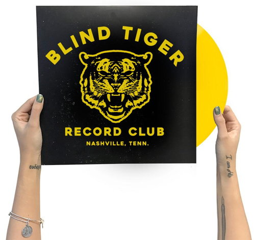 Preview: Blind Tiger Record Club Offers Vinyl Lovers the First Choice-Based Subscription Box Service