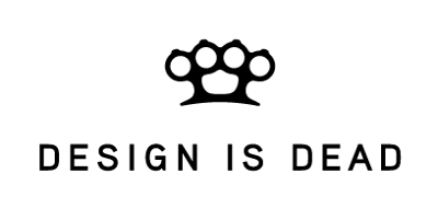 Design is Dead press room Logo