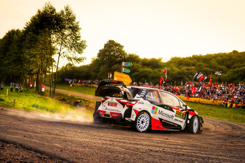 WRC Rally Turkey Preview - TOYOTA GAZOO Racing targeting another Turkey triumph