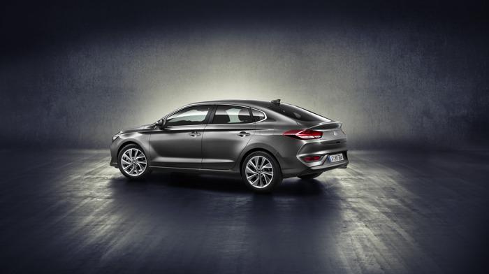 The All-New Hyundai i30 Fastback