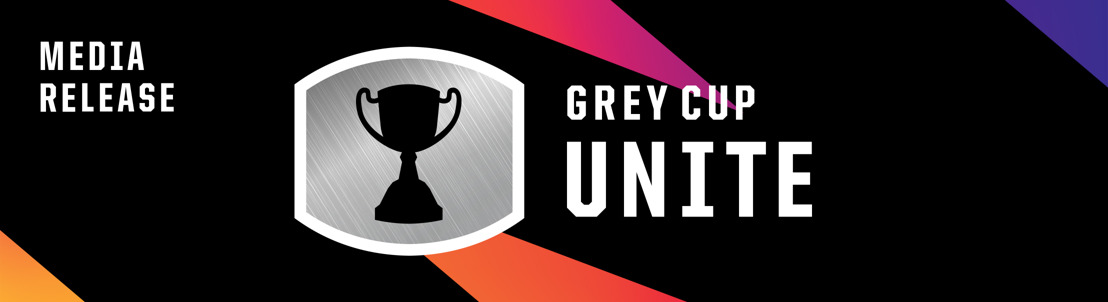 PANEL ANNOUNCED FOR DIVERSITY IS STRENGTH: RACIAL JUSTICE ROUNDTABLE DURING GREY CUP UNITE