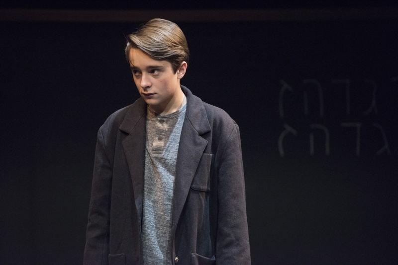 Zander Eke in The Children's Republic by Hannah Moscovitch / Photos by David Cooper