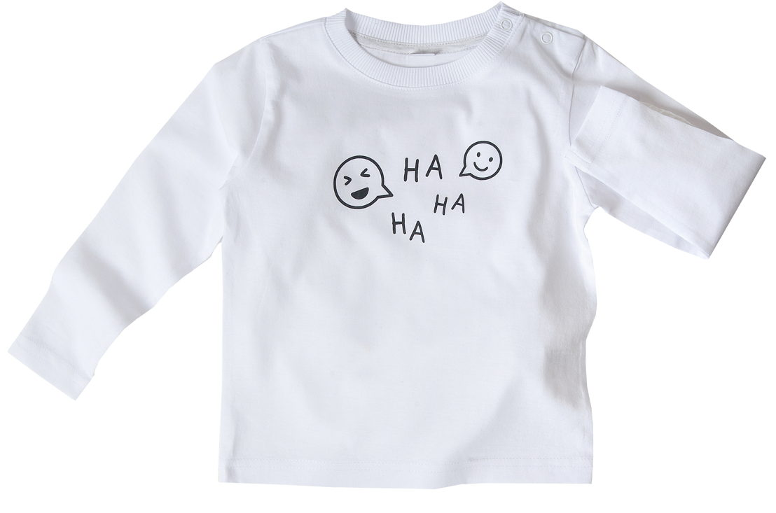 'Ha Ha Ha' - Girls top
