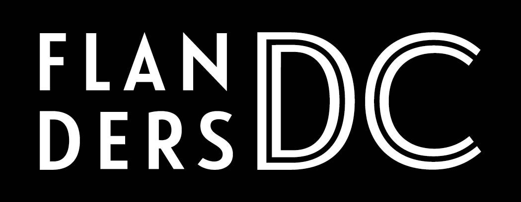 Nieuw logo Flanders DC